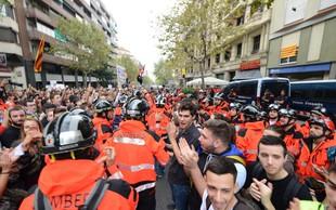 Katalonija: protesti, blokade, shodi in stavka!