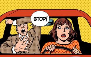 Ko je ona za volanom, on dobi ošpice! Porota odgovarja!
