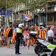 Skupina vidnih osebnosti s peticijo v podporo Kataloniji