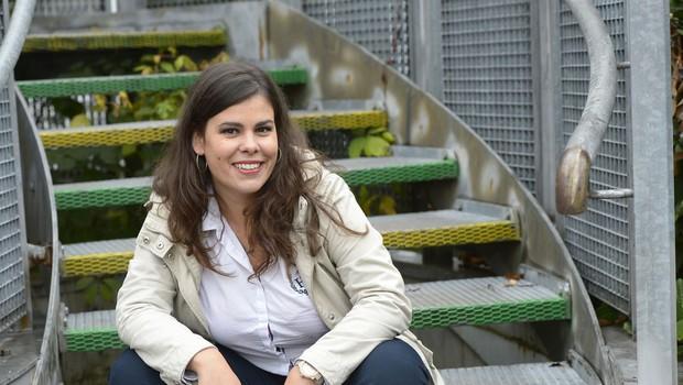 Poglejte si, s čim se ob koncih tedna rada sladka Ana Maria Mitić (foto: Primož Predalič)