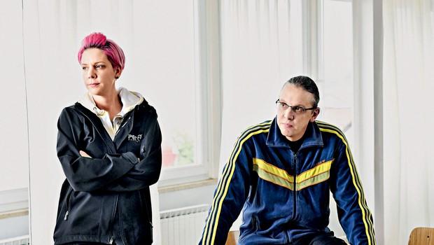 Mateja Naberšnik: Včasih se je grozljivk bala, zdaj jih obožuje (foto: Marko Pigac, Žiga Culiberg)