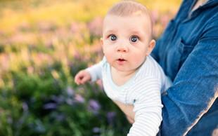 Sprehod po Ljubljani za teden nošenja dojenčkov in malčkov