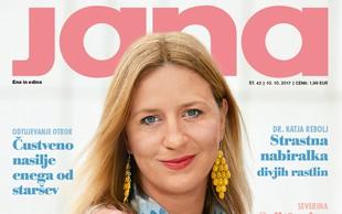 Nina Valič v intervjuju za novo Jano: Štirideseta so dober alibi!