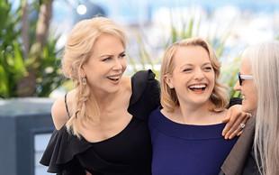 Za Nicole Kidman prvi v življenju, za Elisabeth Moss pa kar šesti!