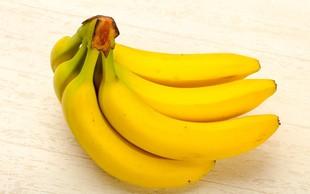 Redno uživanje banan lahko pomaga preprečiti infarkt in kap