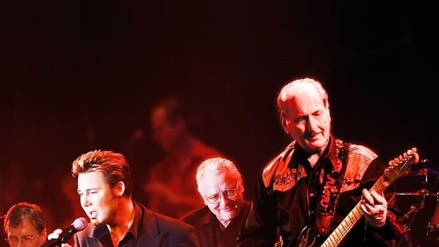 Koncert ob 83. rojstnem dnevu kralja Rock'n'Rolla: Elvis Presley's 83rd Birthday Party! (foto: Cvetličarna PRESS )