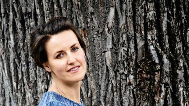 Dr. Katja Rebolj: Strastna nabiralka divjih rastlin (foto: aleksandra saša prelesnik)