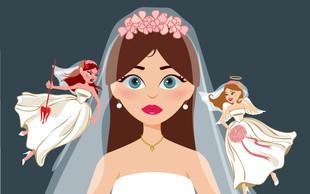 """""""Pred poroko imam pomisleke!"""" Porota odgovarja!"""