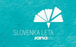 Oddajte svoj glas za Janino Slovenko leta 2017!