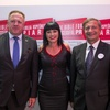 Andrejin izid knjige sta pozdravila kar dva ministra: Zdravko Počivalšek in Karl Erjavec.