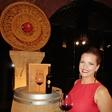 Lara Pirc: Razkrila ime prestižnega vina
