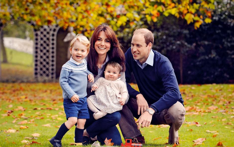Na britanskem dvoru se vse vrti okoli dojenčka (foto: Profimedia)