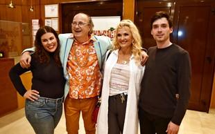 Ana Maria Mitić razkrila dogajanje v muzikalu Alpska saga
