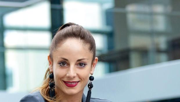 Ana Klašnja je postala ambasadorka bolnikov s psoriatičnim artririsom (foto: Goran Antley)