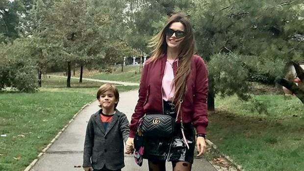Severinin boj za sina: Sodišče zavrnilo zahtevo njenega bivšega! (foto: osebni arhiv, Primož Predalič)