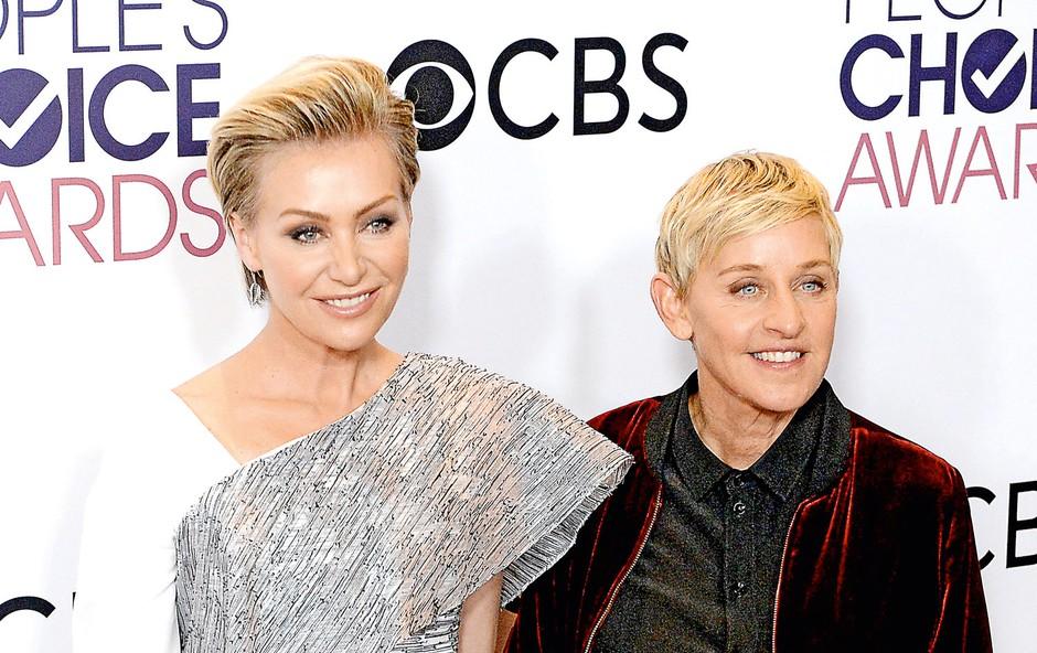 Komičarka Ellen DeGeneres razkrila, da jo je očim zlorabljal (foto: Profimedia)