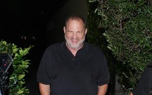 Producenta Harveyja Weinsteina vse več žensk obtožuje spolnih napadov in nadlegovanja