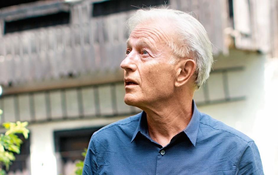 Aleksander Mežek in njegovo življenje med Slovenijo in Anglijo (foto: osebni arhiv, Goran Antley, Primož Predalič)