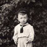 Otroštvo: Prvih sedem let življenja je preživel v Radovljici. (foto: osebni arhiv, Goran Antley, Primož Predalič)