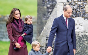Kate Middleton prvič s  trebuščkom v javnosti