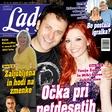 Očka pri petdesetih: Tanja Žagar in Miki Šarac dobila sina! Več v novi Lady!