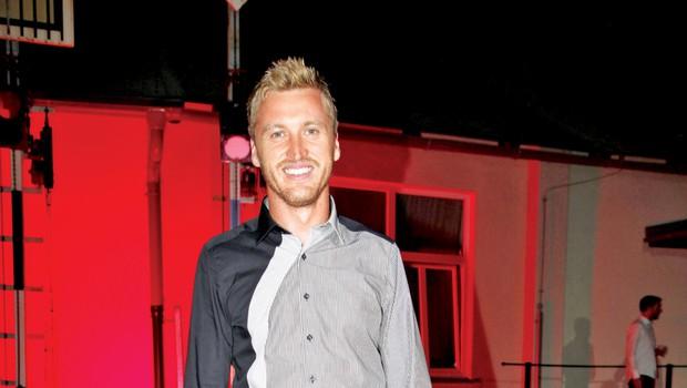 Priljubljeni radijec Denis Avdić bi rad shujšal, zato se je lotil tega, navdušil ga je njegov sin (foto: Alpe)