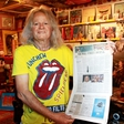 Slavko Franca - lastnik največjega muzeja Rolling Stonesov v tem delu sveta
