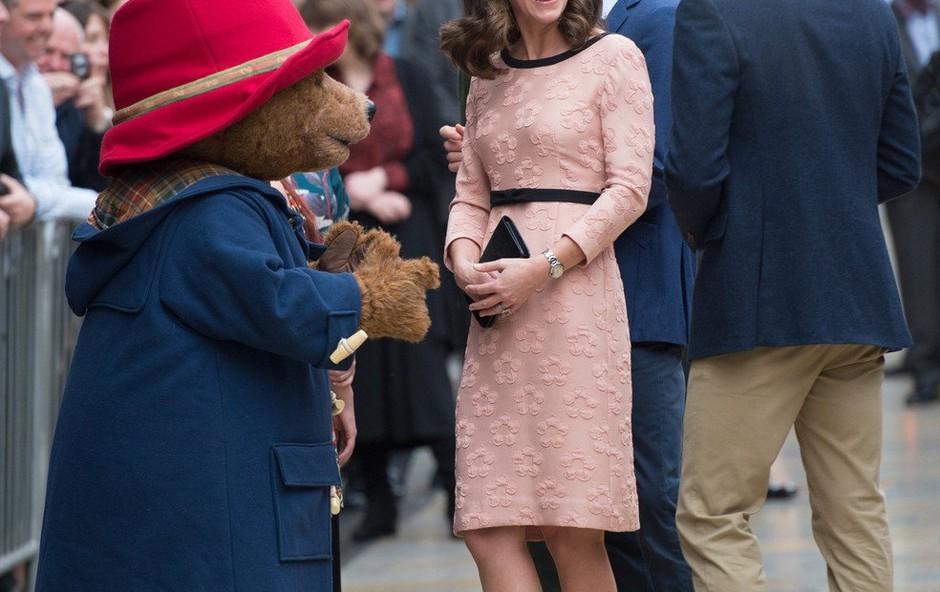 Kate in William naj bi v tretje zibala aprila! (foto: profimedia)