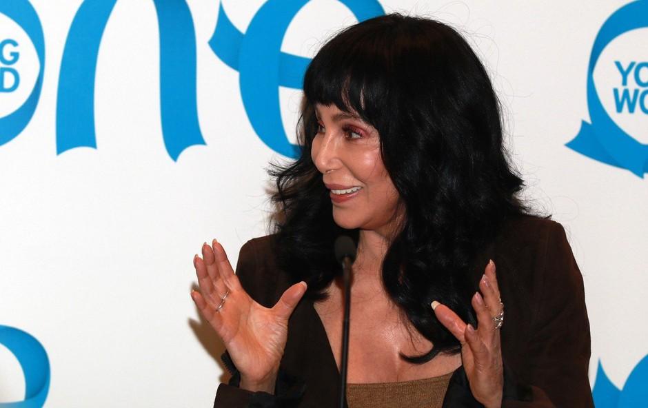V nadaljevanju filma Mamma Mia! tudi Cher (foto: profimedia)