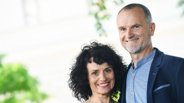 Branko in Radojka Merhar (Good4dogs) – vegana, ki sta si omislila pasjo mesarijo! (foto: Štartaj Slovenija Press)