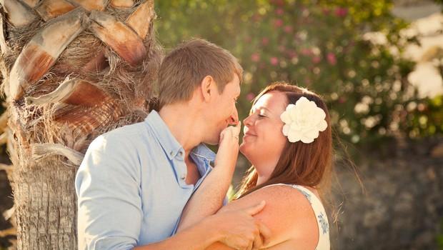 Moški, ki se poročijo z močnejšimi dekleti, naj bi bili desetkrat srečnejši! (foto: Profimedia)
