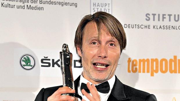 Mads Mikkelsen rad igra vloge negativcev (foto: Profimedia)