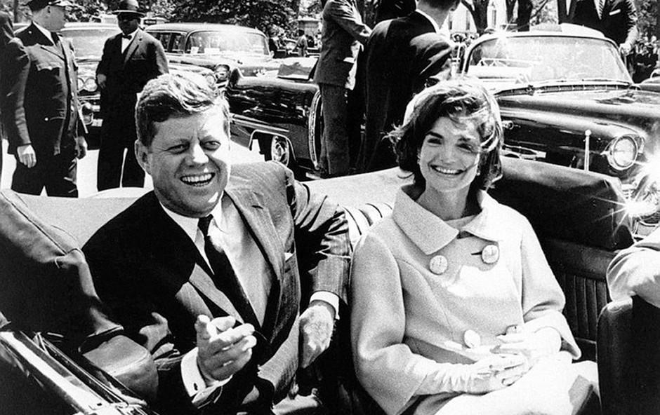 Trump bo dovolil objavo dela dokumentov o atentatu na Kennedyja (foto: profimedia)
