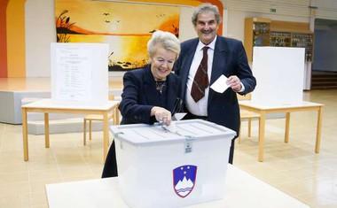 Kaj so kandidati za predsednika in predsednico Slovenije rekli potem, ko so obkrožili svoje zaporedne številke!