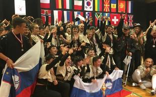 The Artifex: Svetovno zlato zopet v slovenskih rokah!