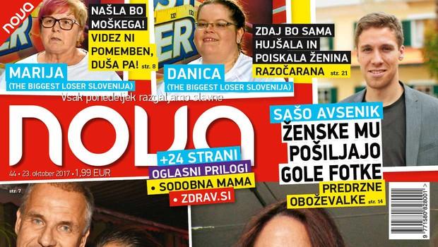 Ekskluzivno v novi Novi: Alenka Resinovič Reza o vzponih in padcih! (foto: Nova)