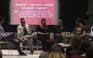 Vse o tem, kako se znani slovenski blogerji spopadajo z izzivi starševstva in bloganja