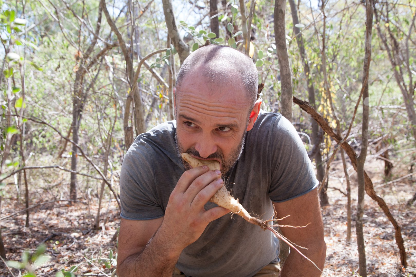 Marooned with Ed Stafford: Formerly NUDE explorer puts