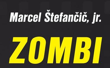Ob deseti noči grozljivk v Kinodvoru tudi knjiga o zombijih