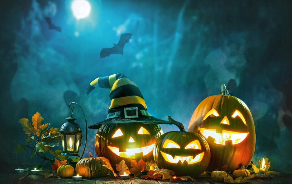 Praznik Samhain ali noč čarovnic - ko čas izgubi svoj pomen (foto: Shutterstock)
