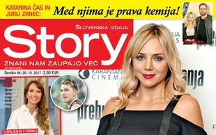 "Katarina Čas za novo Story: ""Bolj se zavedam minljivosti!"""