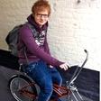 Ed Sheeran je ugotovil, da nesreča nikoli ne počiva