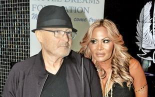 Phil Collins je znova z bivšo