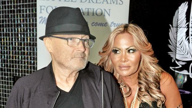 Phil Collins je znova z bivšo (foto: pro)