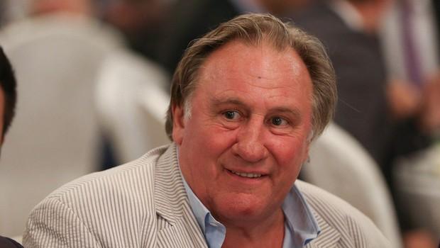 Gerard Depardieu v mestu Saransk odkriva, kako spet imeti upanje! (foto: profimedia)