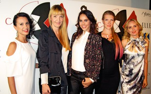 Lorella Flego in Petra Windschnurer podpirata mlade oblikovalce
