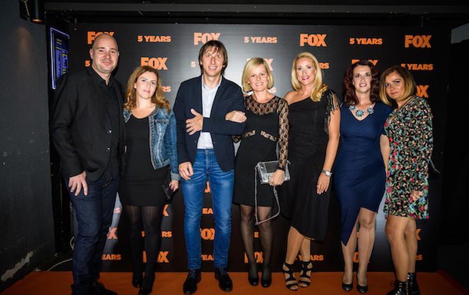 FOX je praznoval 5 let! (foto: Jure Makovec)