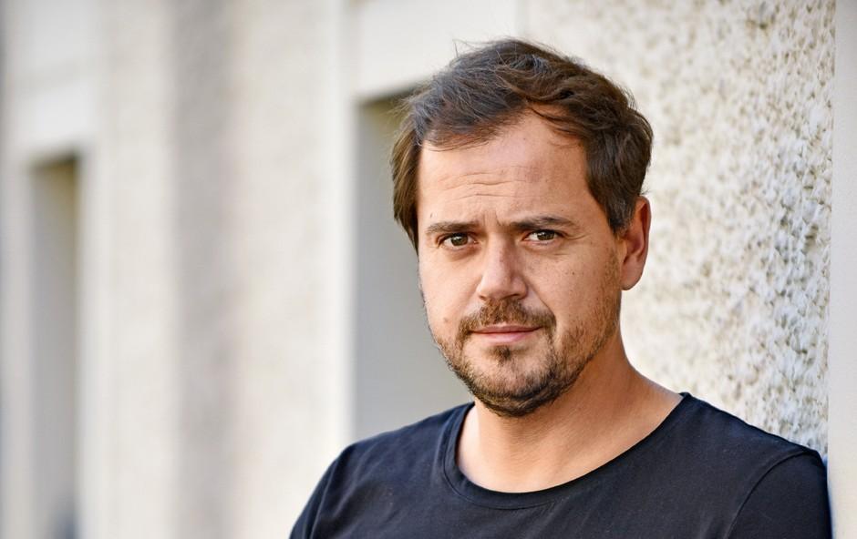 Andraž Hribar z novim albumom Huanani (foto: Igor Zaplatil)