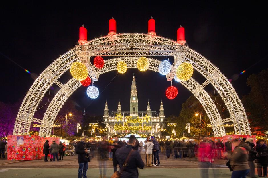 »Dunajski božični sejmi so simbol sožitja« (foto: Stadtwienmarketing)