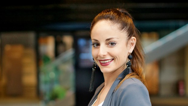 Ana Klašnja, kot je še niste videli: V drznih kopalkah in na hudem motorju! (foto: Goran Antley)